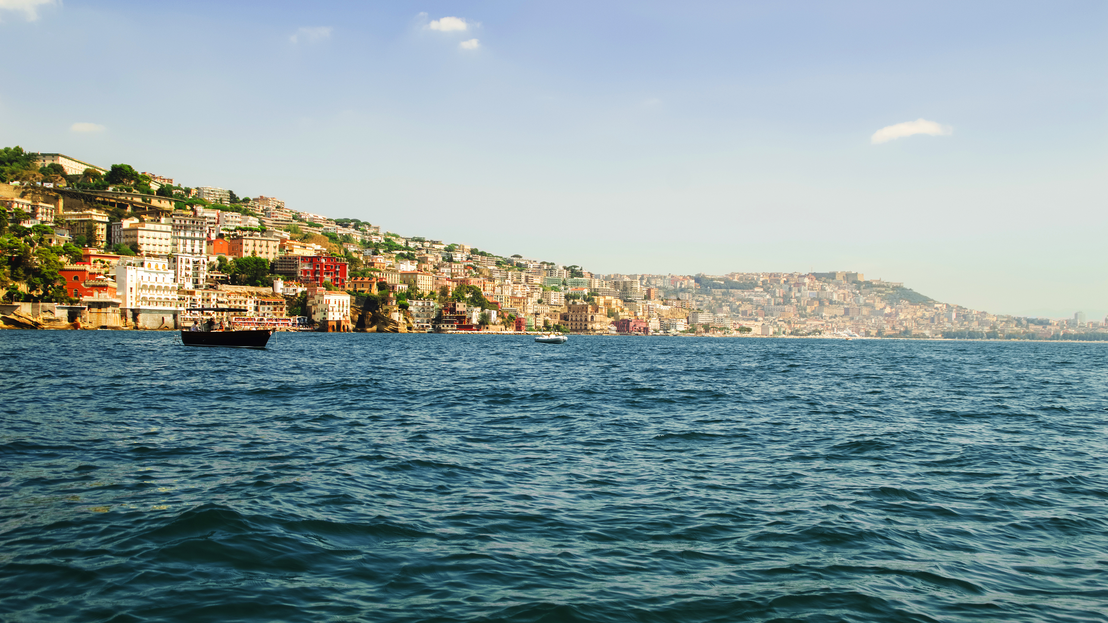 view-from-the-sea-of-posillipo-hill-naples-and-the-blue-waters-2